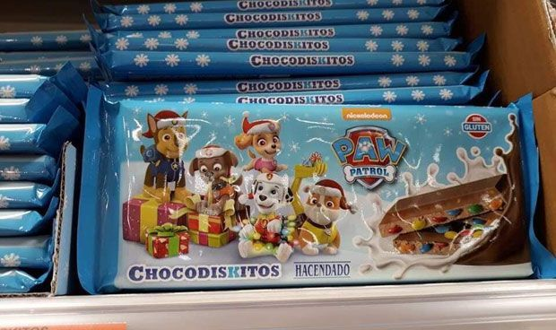 Desmentido el bulo del turrón de 'Chocodiskitos' de Mercadona