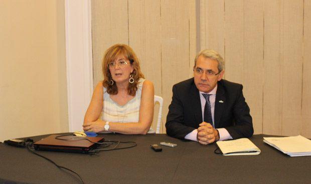 Desplante de Semfyc al Foro de Atención Primaria de Navarra