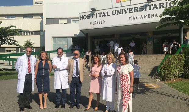 Destinan 1,7 millones en la nueva área de Oncología del Virgen Macarena