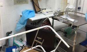 Destrozos y una agresión en un centro de salud de Córdoba