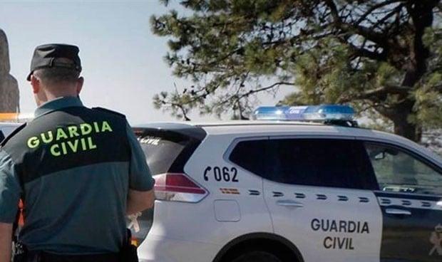 Detenida una mujer con coronavirus tras escupir a 7 guardias civiles