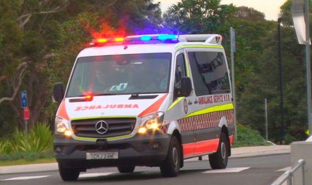 Detenido ebrio un conductor de ambulancia que transportaba a 3 pacientes