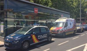 Detenido por no llamar a una ambulancia cuando una mujer sufría un infarto