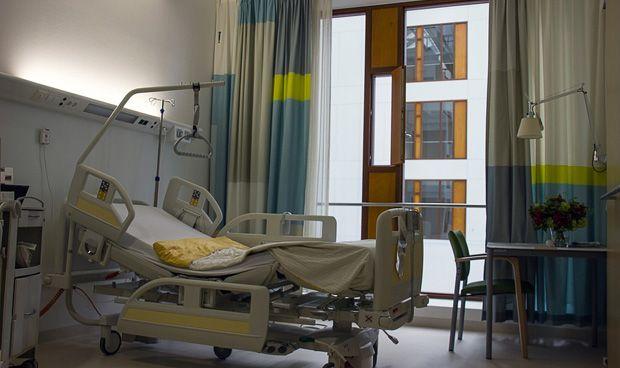 Detienen a un hombre que robaba en las habitaciones de un hospital