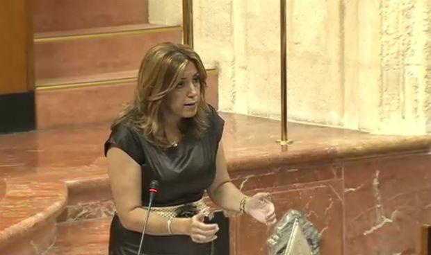 Díaz anuncia una subida del 1% del salario a todos los sanitarios andaluces