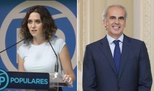Díaz Ayuso avanza que contará con el consejero de Sanidad, Ruiz Escudero
