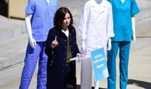 """Díaz Ayuso: transporte gratuito a mayores para """"desplazamientos sanitarios"""""""