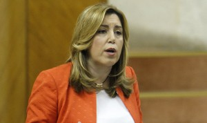 """Díaz defiende su gestión sanitaria y el PP le llama """"Susana Manostijeras"""""""