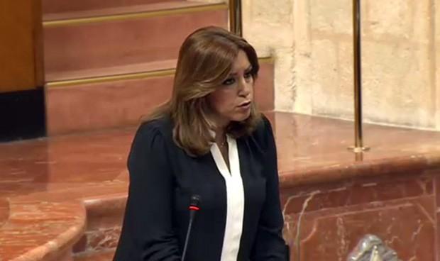 """Díaz garantiza que """"cumplirá su palabra"""" y derogará la fusión hospitalaría"""