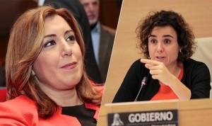 """Díaz tacha de """"insensatas"""" las palabras de Montserrat contra las subastas"""