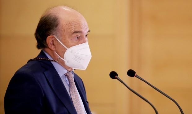 Díaz Villarig, reelegido como presidente de los médicos castellanoleoneses