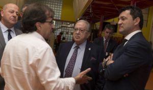 Diego Murillo encabeza la visita de Fundación AMA al proyecto HydroPhysio