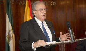 Diego Murillo, Insignia de Oro del Colegio de Farmacéuticos de Córdoba