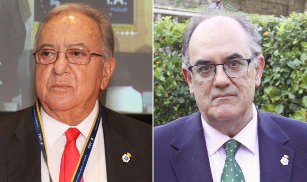 Diego Murillo y Luis Campos