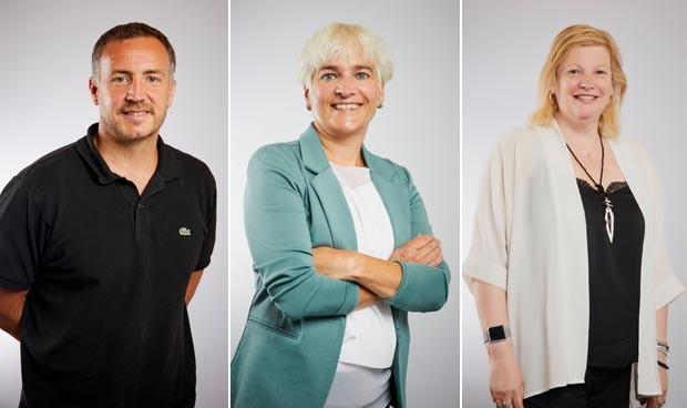 Estos son los diputados de la nueva Comisión de Salud del Parlamento vasco