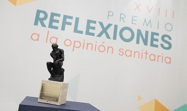 DIRECTO | Entrega del XVIII Premio Reflexiones a la Opinión Sanitaria
