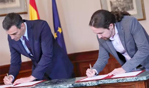 La sanidad es prioritaria en el pacto de Gobierno entre Sánchez e Iglesias