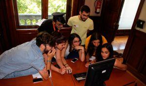 Diseñan un escape room para crear vínculos entre sanitarios y refugiados