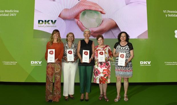 DKV reconoce a la sanidad más solidaria con unos premios 'de récord'