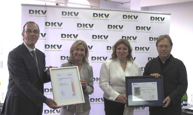 DKV renueva el sello EFQM 500+ de excelencia en gestión empresarial