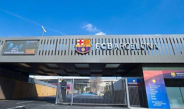 Doble versión sobre el 'no patrocinio' de Grifols al Camp Nou