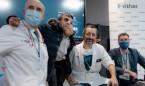 Cavadas extirpa a un paciente un tumor facial que llegaba hasta la cintura