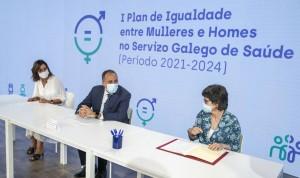 DOCUMENTO | Primer Plan de Igualdad entre hombres y mujeres del Sergas