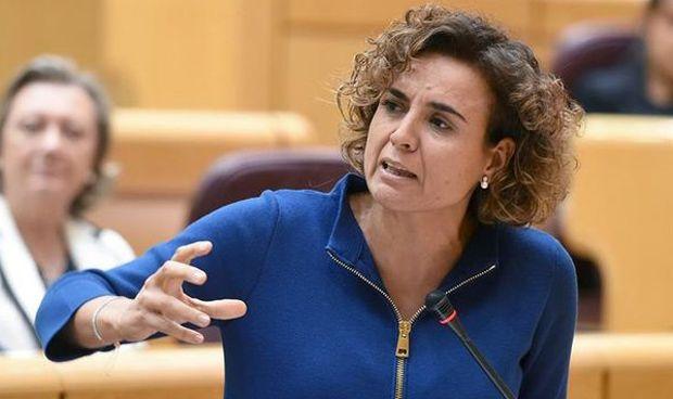 Dolors Montserrat, ¿declarada persona 'non grata' en su pueblo?