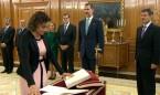 Montserrat jura ante el Rey el cargo de ministra de Sanidad