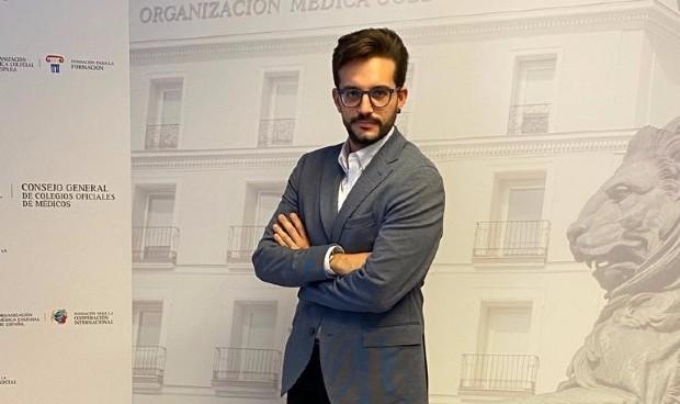 Nuevo representante de los médicos jóvenes de la OMC