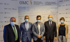 Domingo Antonio Sánchez, nueva voz de los médicos jóvenes en la OMC
