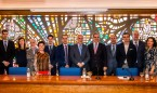 Domínguez se estrena como presidente de la farmacia riojana