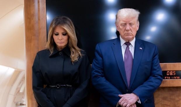 El expresidente de EEUU y su mujer se vacunan del Covid en secreto