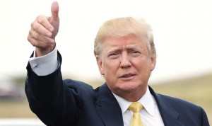 """Donald Trump cambia el Obamacare por """"seguros para todos"""""""