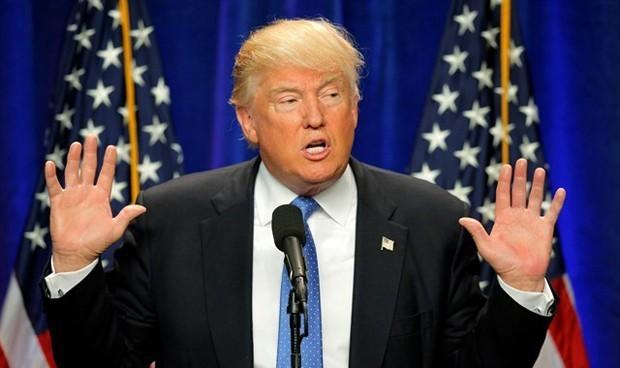 El presidente de EEUU retuitea una noticia falsa sobre la cura del Covid-19