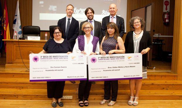 Dos becas de 80.000 euros para investigación contra el cáncer de páncreas
