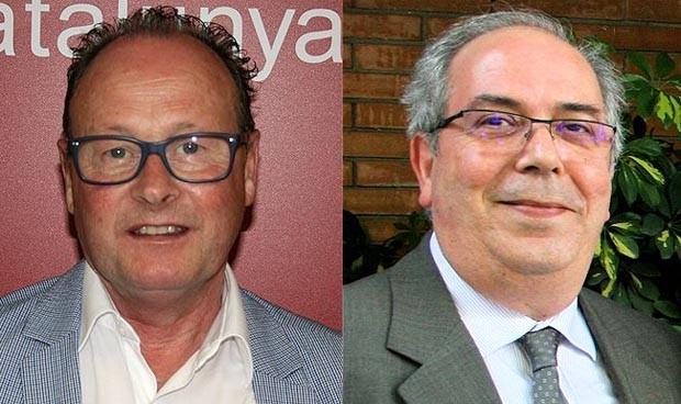 Dos candidatos para el futuro de Metges de Catalunya