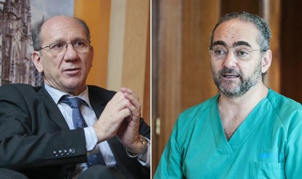 Dos candidatos para relevar a Pilar Garrido al frente de Facme