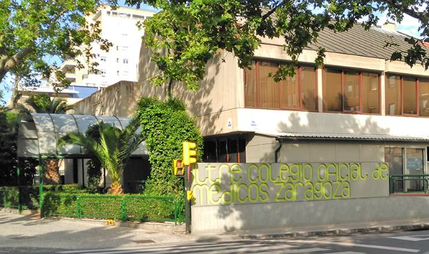 Dos candidaturas para presidir el Colegio de Médicos de Zaragoza