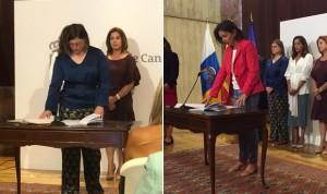 Dos fisioterapeutas, nuevas directoras de dos Áreas de Salud de Canarias