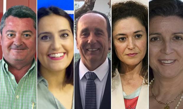 Dos médicos, entre los portavoces sanitarios del 'nuevo' Parlamento andaluz