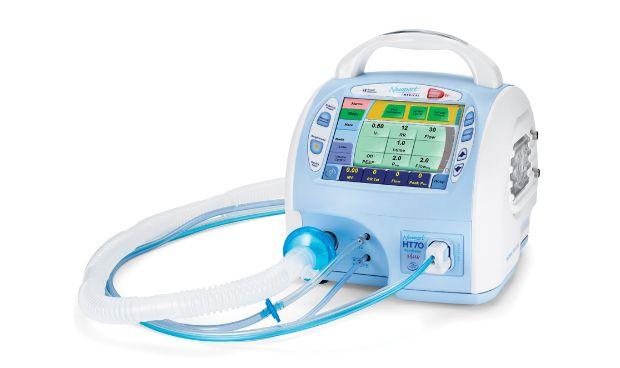 Dos modelos de respirador de Medtronic se apagan solos sin emitir alarma
