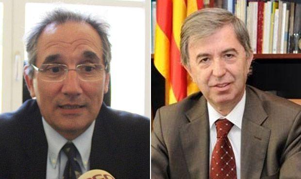 Dos reconocidos médicos, ¿sustitutos de Comín?