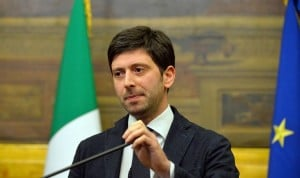 Draghi mantiene a Roberto Speranza como ministro de Sanidad de Italia