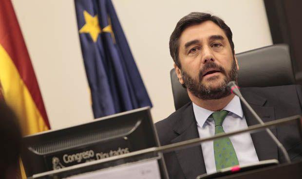 Echániz, a RTVE