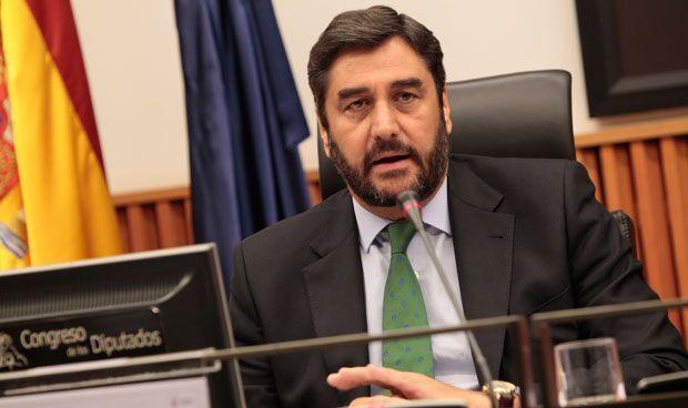 Echániz tiene nueva responsabilidad en el Grupo Parlamentario Popular