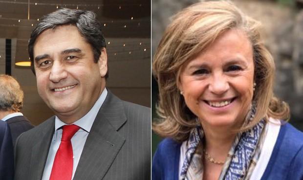 Echániz y Del Moral, primeras espadas del PP en Sanidad en el Congreso