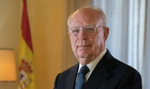 Eduardo Díaz-Rubio, presidente de la Real Academia Nacional de Medicina