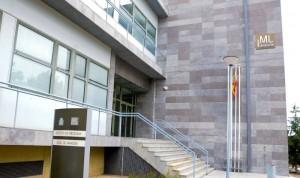 Eduardo Murcia, nuevo director del Instituto de Medicina Legal de Aragón