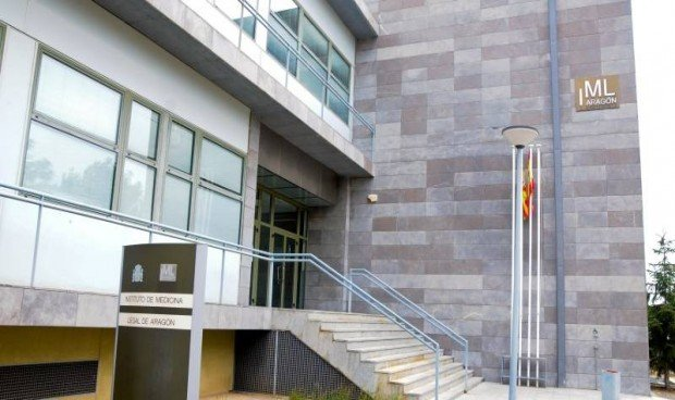 Eduardo Murcia, nuevo director del Instituto de Medicina Legal de Aragón